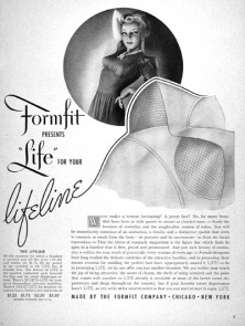 1940's vintage bra style