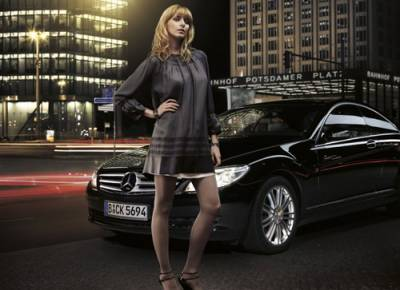 mercedes-benz fashion week Germany Padberg