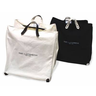 the laundress canvas bag