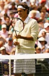 Roger Federer RF Nike Cardigan