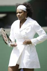 Serena Williams Nike Trench Coat