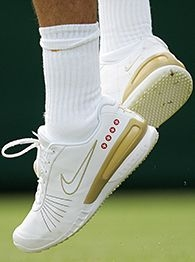 Roger Federer shoes trainers