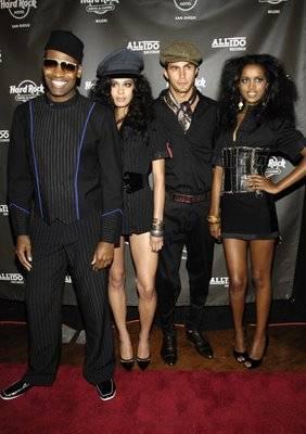 Will.i.am hard rock hotel and casino fashion uniform