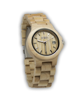 Jord Ely Series Watch in Maple