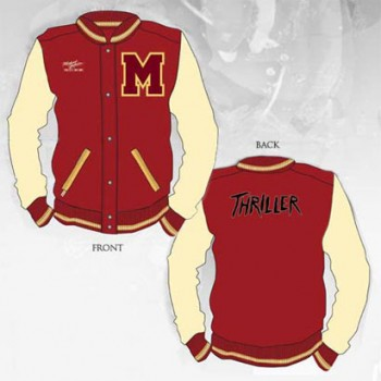 Thriller Jacket Tour Merchandise