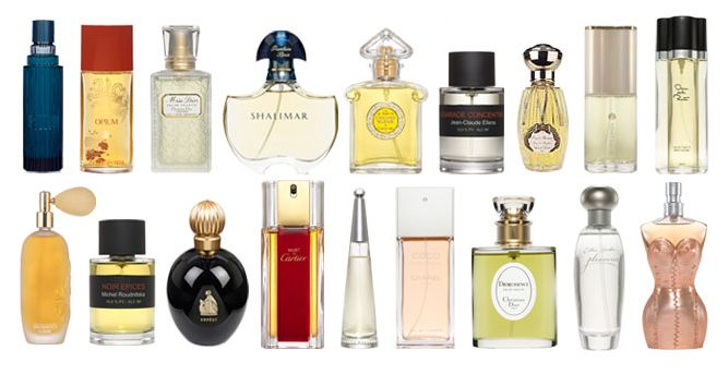 Allure fragrance and perfume