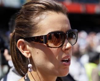 Alyssa Milano earrings