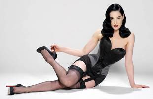 Dita Von Teese to design bras