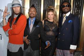 Black Eyed Peas Will.I.Am Fergie Antik