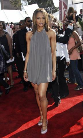 Ciara BET awards red carpet arrivals