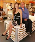 Laura Poretzky for Payless shoes