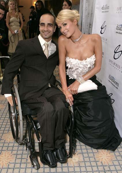 Paris Hilton Jesse Billauer