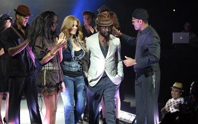 Will I Am Designs Hard Rock Fashion Uniforms Celebrity Fashion Net