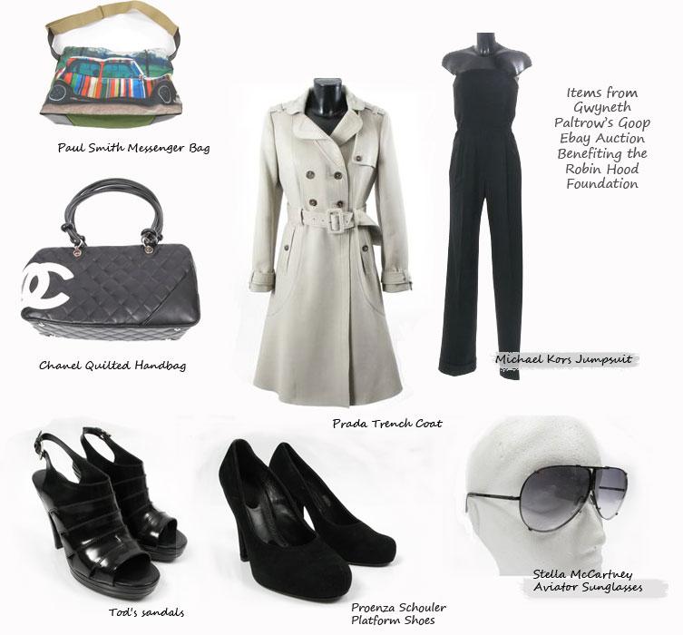 Goop Gwyneth Paltrow Ebay Auction