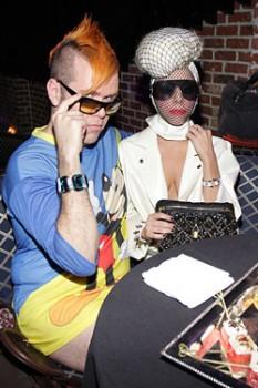 Perez Hilton,Lady Gaga